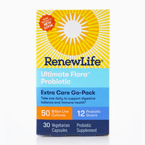 Ultimate Flora Extra Care Probiotic Go Pack (50 Billion) by Renew Life