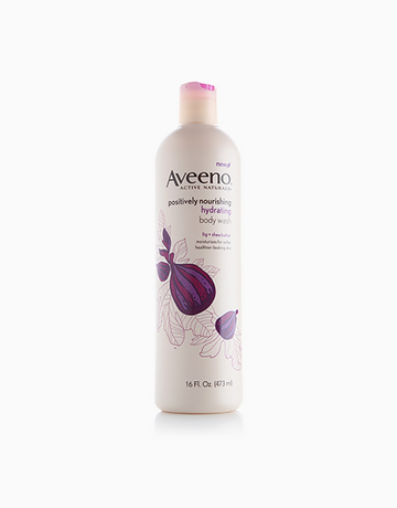 Fig + Shea Butter Body Wash  by Aveeno