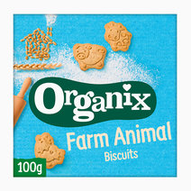 Animal Biscuits (100g) by Organix