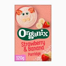 Strawberry & Banana Porridge (120g) by Organix