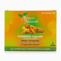Turmeric Capsule (30s, 500mg) by Atienza Naturale