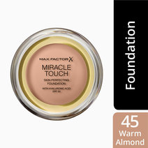 Miracle Touch Foundation Reformulated by Max Factor