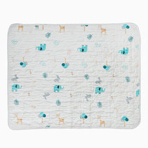 Water Absorbent Bedmats (Elephants) by Swaddies PH