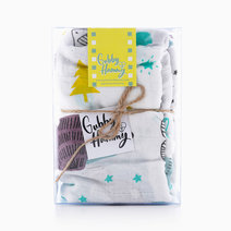 Porcupine Dreams Swaddle by Gubby and Hammy