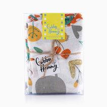 Forest Journey Swaddle by Gubby and Hammy
