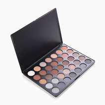 35k Color Koffee Eyeshadow Palette by Morphe Brushes