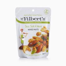 Mr. Filbert's Sea Salt Herb Mixed Nuts (50g) by Raw Bites