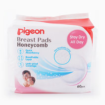 Honeycomb Breast Pads 60pcs by Pigeon