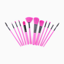 12-pc Makeup Brush Set w/ Hard Case by PRO STUDIO Beauty Exclusives