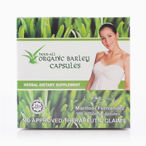Organic Barley Capsules by Herb-All