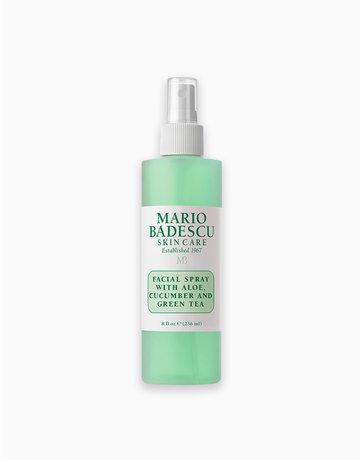 Facial Spray With Aloe, Cucumber, and Green Tea (8oz) by Mario Badescu