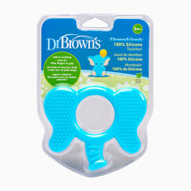 Elephant Teether (Blue) by Dr. Brown's