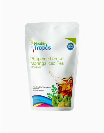 Philippine Lemon Moringa Iced Tea by Healthy Tropics