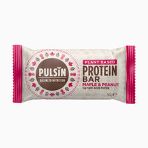 Pulsin Maple & Peanut Protein Bar (50g) by Raw Bites