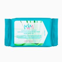 Aloe Vera Makeup Cleansing Tissue by Kim Korean Beauty