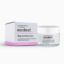 Age-Proof Eye Cream by Modest. Skincare