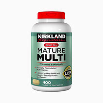 Signature Adult 50+ Mature Multivitamins (400s) by Kirkland