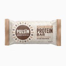 Pulsin Peanut Choc Chip Protein Booster (50g) by Raw Bites