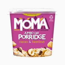 MOMA Cacao & Hazelnut Instant Porridge Pot (65g) by Raw Bites