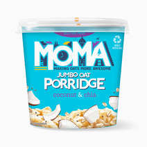 MOMA Coconut & Chia Instant Porridge Pot (60g) by Raw Bites