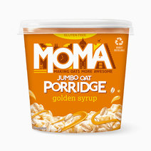 MOMA Golden Syrup Instant Porridge Pot (70g) by Raw Bites
