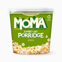 MOMA Plain Instant Porridge Pot (70g) by Raw Bites