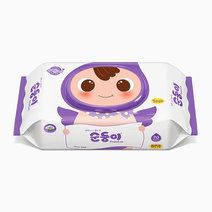 Premium Baby Wipes Embossed & Scented (70s) by Soondoongi