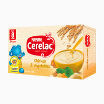 Chicken & Vegetables Baby Food (120g) by Cerelac