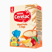 Mixed Fruits & Soya Baby Food (250g) by Cerelac