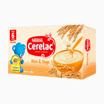 Rice & Soya Baby Food (120g) by Cerelac