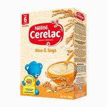 Rice & Soya Baby Food (250g) by Cerelac
