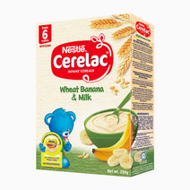 Wheat Banana & Milk Baby Food (250g) by Cerelac