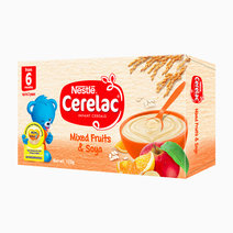 Mixed Fruits & Soya Baby Food (120g) by Cerelac