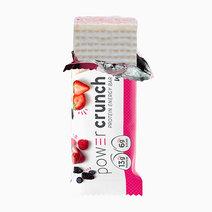 Power Crunch Protein Bar (Wild Berry Creme) by Power Crunch