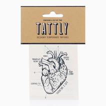 Heart Chart by Tattly