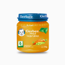 Mixed Vegetable Puree Baby Food (125g) by Gerber