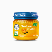 Squash Puree Baby Food (80g) by Gerber