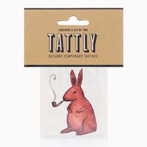 Rabbit by Tattly