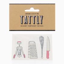 Kitchen Utensils by Tattly