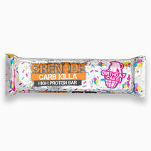 Carb Killa Protein Bar in Birthday Cake by Grenade