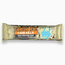 Carb Killa White Chocolate Cookie Protein Bar by Grenade