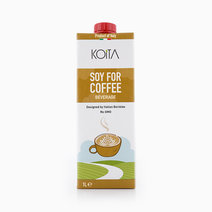Soy Milk for Coffee (1L) by Koita