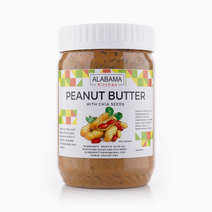 All Natural Peanut Butter w/ Chia Seeds by Alabama Kitchen