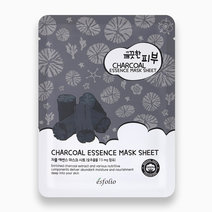 Pure Skin Charcoal Essence Mask Sheet by Esfolio
