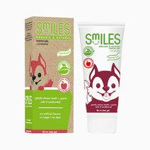 Organic Toothgel Apple (3m-2yrs) by Smiles