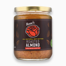 Roasted Almond (Lightly Salted   Sugarfree) by Rose's Kitchen