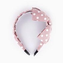 Audrey Polka Dots Bow Headband by Chichii