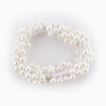 Pearl Hair Tie by Adorn by MV