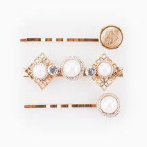 Queen Set of 3 Clips by Adorn by MV
