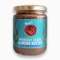 Midnight Cacao Almond Butter (200g) by Rose's Kitchen
